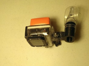 GoPro Mouth Mount (Mouthpiece)