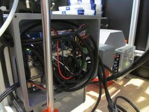 Duet Wifi enclosure 80mm fan