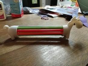 Cute Unicorn Pencil Case by mattaag