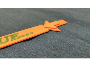 Bookmark arrow