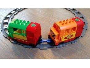 Tow Bar V1 - Duplo Train