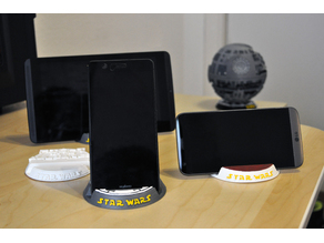 Star Wars Mobile/Tablet stand