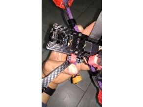 Support condensateur eachine Wizard X220HV