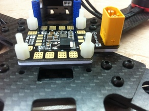 PDB XT 60 isolation plate