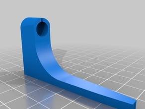 Technics style overhang gauge