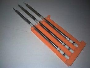 Hakko T12 tips holder