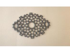 braket for Girih Wireframe design