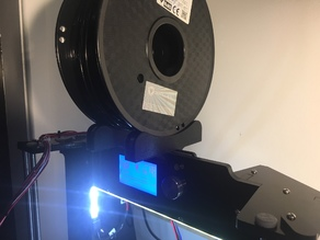 TUSH Remix for Anet A6 - The Ultimate Spool Holder