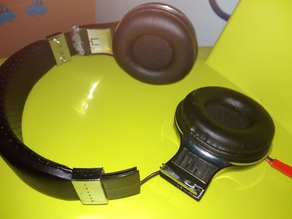 Headphones repair ( Brand: Avenzo )