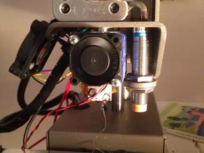 E3D Hotend on Printrbot Metal Simple