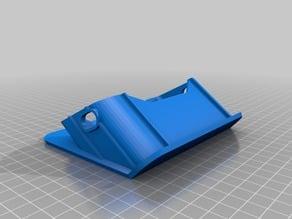 Wrangler TJ 97 Front Bumper Endcap