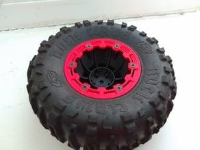 2.2in RC Beadlock Wheel - Vector Style