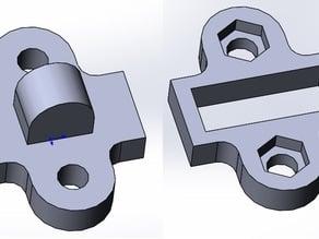 Belt tensioner.