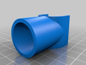 Customized spool holder for M3D 1/2 inch