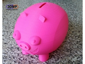 Printable Piggy Bank