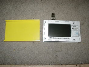 eu1ky antenna analyzer screen protector
