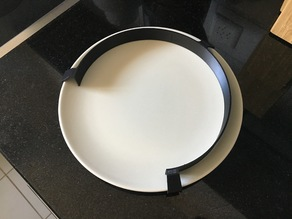 Plate Guard Eating Aid