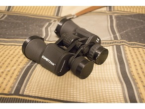Binocular Lens Caps (Celestron Cometron 7x50)