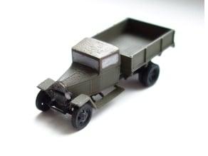 GAZ-MM-V wartime truck 1:87 (H0)