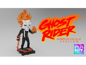 Ghost Rider (Agents of SHIELD Version)