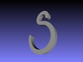 Parametric S-Hook
