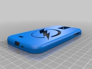 Tampa Bay Lightning Galaxy S4 Phone Case