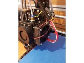 tronxy p802 4cm fan replacement