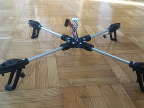 AR Drone 2.0 center Cross