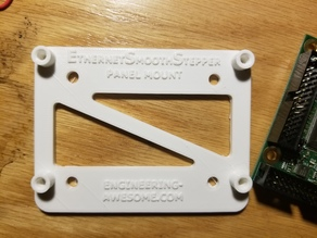 Ethernet SmoothStepper Panel Mount
