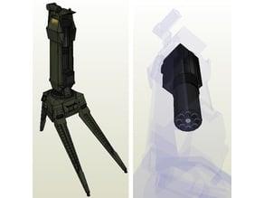 HECU Sentry Gun (Half-Life: Black Mesa)