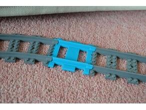 Lego Half Track (Straight)