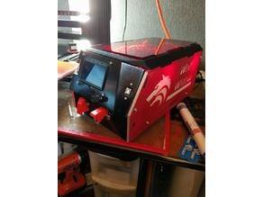 Black Widow Dual Power Supply Control Box