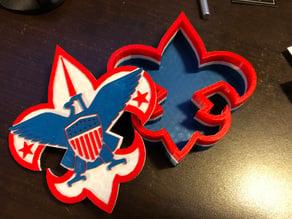 Scout Logo Org Box