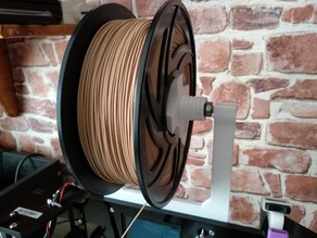 Anet A6 improved top spool holder for spool rocket