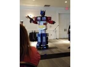 Full Size Optimus Prime Cos-Play Costume