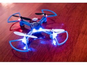 Micro Quadcopter Body