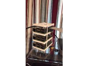 Raspberry Pi Rack Board & Pins