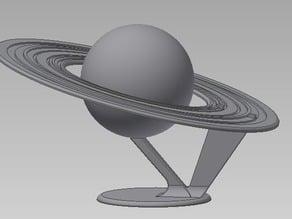 Mini Planet Model