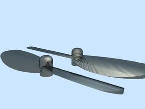 Propeller for Hubsan X4 H107C