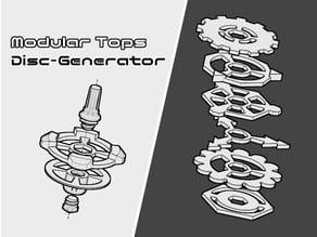Modular Tops Disc Generator