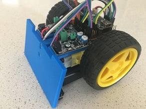 Pseudo Sumo Robot