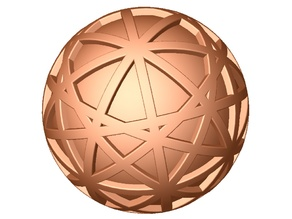 Spherical Kikuchi map