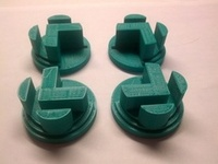replicator foot pad