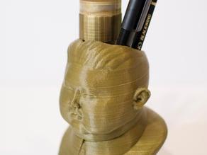 Supreme Leader Pen Cup