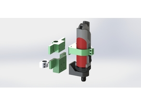 KRESS Holder for ROOT CNC 3 (MGN12)