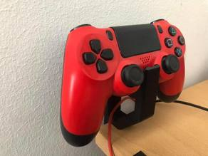 PS4 Gamepad Tableholder