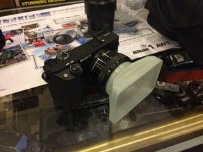 Sony Alpha Lens Hoods