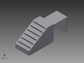 SD Card Holder For 3D Printer