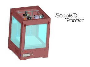 Scool3D Printer