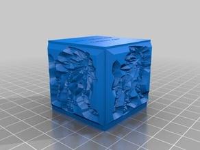 solgaleo collector's block legendary-rare (must be metallic gold!)